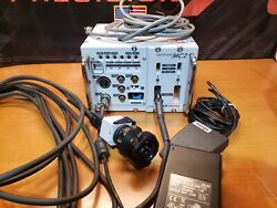 Photron Fastcam Mc2 Endoscope Camera And Controller W/ 635ce Adapter Footswitch +