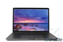 Refurbished 2017 Apple Macbook Pro Touch Bar 3.1 I7 16gb 2tb Ssd + New Battery