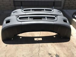 Freightliner Cascadia Plastic Bumper With Fog Light Hole Cut-out And With-out