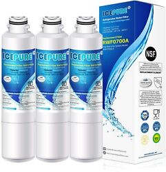 Icepure Da29-00020b Samsung Refrigerator Water Filter Replacement 3 Pack