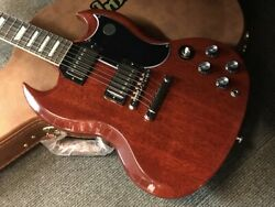 Gibson Sg Standard '61 Vintage Cherry Electric Guitar