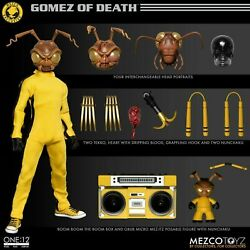 Mezco Game Of Death Bruce Lee Exclusive 1/12th Exclusive Figure New Toy Stock