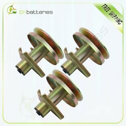 3pk Spindle Assembly For John Deere Lt160 Lt180 Am121324 Am126225 Gy0038