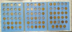 52 Coin 1909-1940 Lincoln Wheat Penny Cent - Early Dates Collection  195