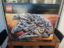 Lego Star Wars Millennium Falcon 75192 - 7541 Pieces Hard To Find Pick Up