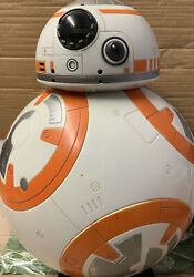 ⚡️spin Master Star Wars Bb-8 Hero Droid‼️ Parts Only Or Display ‼️