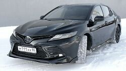 Body Kit For Toyota Camry 2017-2021 Renegade Design