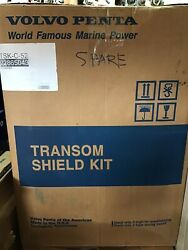 New Volvo Transome Shield Kit Part 22865043
