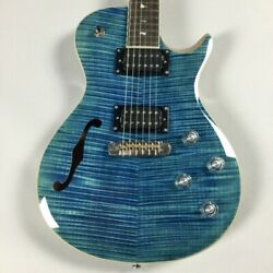 Prs Paul Reed Smith Se Zach Myers / Myers Blue / Free Shipping