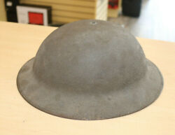 Wwi World War 1 Doughboy Helmet Pre-owned Free Shipping