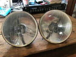 Vintage.pair Marchal H4 Made In France