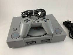 Sony Ps1 Bundle Scph-1001 - Tested Clean Works Great