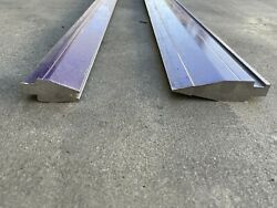 14 Ft Set Press Brake Dies For Cincinnati, Wysong, Chicago, Pacific, Accurpress