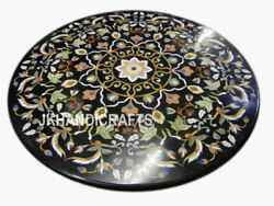 36 Magnificent Art Coffee Table Top Gemstone Inlaid Work Home Decor Gifts