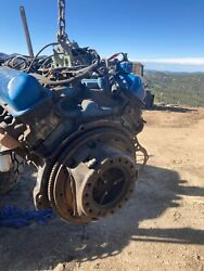 1967-1970 Ford Engine C7me-a - Used Complete Needs Rebuilt