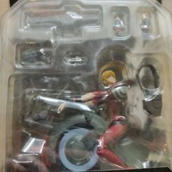 Vampire Hunter D 1/10th Leila And Her Bike Action Figure Figurine