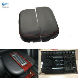 For Cadillac Escalade 07-11 Center Console Armrest Lid Leather Cover Adhesive