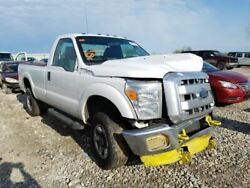 No Shipping Passenger Front Door Manual Window Fits 13-16 Ford F250sd Pickup 9