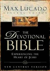 Ncv The Devotional Bible Experiencing The Heart Of Jesus - Very Good