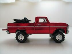 Hot Wheels Classics Chase Lifted Ford F-100 Pickup Texas Drive And039em - Real Riders