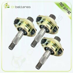 3pk Spindle Assembly For 36 Mtd Garden Tractor Riding Lawn Mower 717-0900a