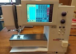 Bernina Artista 200/730 Sewing And Embroidery Machine W/bsr Many Xtras