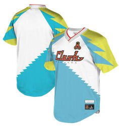 """New Mitchell And Ness San Jose Clash / Earthquakes """"since 96"""" Jersey Mens Xxxl Mls"""
