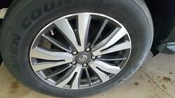 17 18 Pathfinder Wheel 18x7-1/2 Alloy, W/center Cap Included