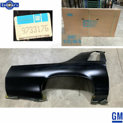 74-77 Grand Prix Quarter Panel Nos Oe Gm 9733176 - Rh New In Box - Just Opened