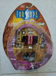 New Rare Rygel Royalty In Exile Farscape Toy Vault Series 2 Action Figure S78