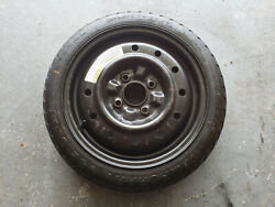 T125/70d15 General Temporary Spare 95l Tire 4 Lug And Rim New Never Used