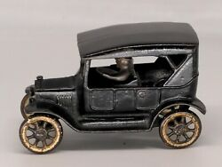 Vintage 1923 Arcade Cast Iron Ford Touring Car