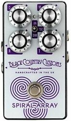 New Laney Black Country Customs Chorus Spiral Array Effector From Japan