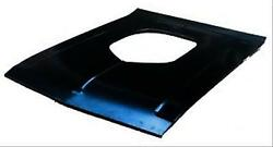Hood W/shaker Style Air Intake Fits Challenger 70-71will Also Fit 72-74