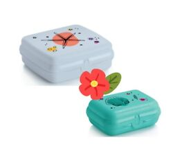 Tupperware Sandwich Box And Snack Container