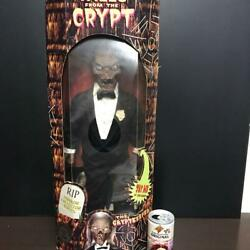 Tales From The Crypt Talking Cryptkeeper Figure Limited Doll W/box 17.5 Asis