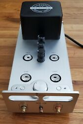 Yaqin Ms-12b Mm High End 12ax7 Vacuum Tube Pre-amplifier / Riaa For Turntable