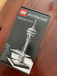 Lego Architecture Seattle Space Needle 21003 Brand New And Sealed.