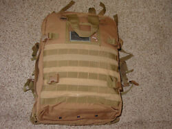 New First Aid Tactical Medical Ems Trauma Molle Backpack Bag Coyote Tan