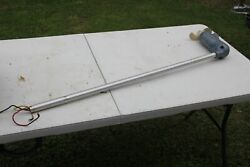Evinrude Scout Trolling Boat Motor Propeller And Shaft Used Vintage Unknown Year