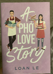 Like New A Pho Love Story By Loan Le [2021 Hardcover]