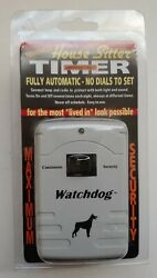 Watchdog House Sitter Automatic Timer New Sealed Fully Automatic
