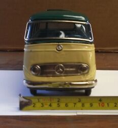 Mercedes Benz L-319 The Holy Grail Of Tin Friction Cars. Bandai Sample.