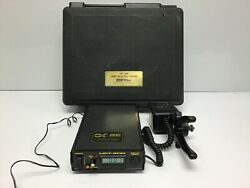 Daniels Manufacturing Dmc Hpt-200 Wire Crimp Pull Tester Tested