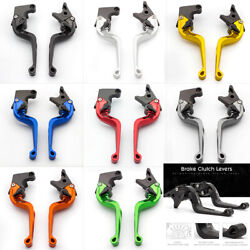 For F900r 2020 3d Camber Rhombus Brake Clutch Lever Adjustable Hollow Grain Cnc
