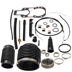 Transom Seal Kit For Mercruiser Alpha 1 One Gen 2 Two Shift Cable + Bellows