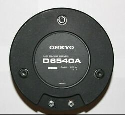 Onkyo D6540a Driver From Legendary Scepter 500 Good Condition 100w 8 Ohm