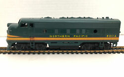 Vintage Athearn Ho Northern Pacific F7a Super Power Locomotive 6011a Runs Great