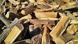Mulberry Wood Chunks For Smoking Meat Grilling, Bbq 11x8x5 Box