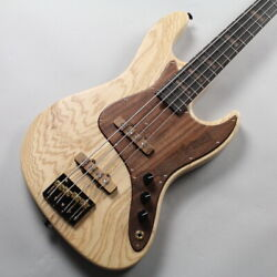 Bacchus Woodline4 Sp21/e Na/oil Electric Bass